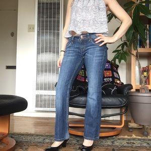 Vigoss The New York Boot Petite Jeans 27